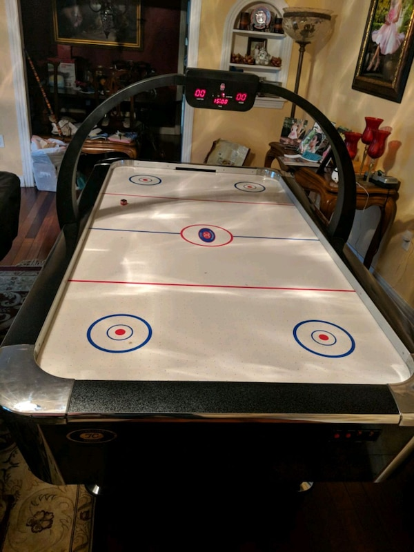 Used Tournament Choice Air Hockey Table For Sale In Grand Prairie