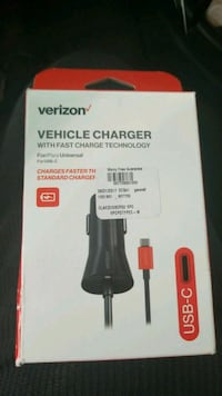 Verizon vehicle charger USB-C new technology Schenectady, 12303