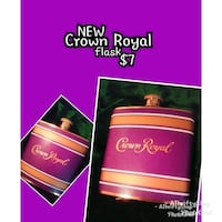 NEW Crown Royal Flask Cincinnati, 45211
