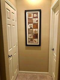 Guest room picture frame ($160) 2055 mi