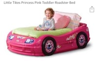 Little Tikes Princess Roadster bed  Irvine, 92604