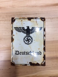 German sign emailed ww2 King, L7B