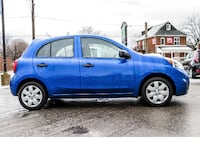 2015 nissan micra with 76774km and 100% approved financing Barrie