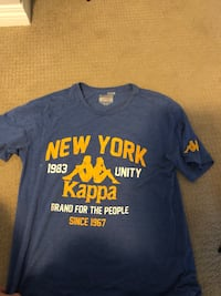 kappa tee shirt (want gone asap) Edmonton, T5T 4K9