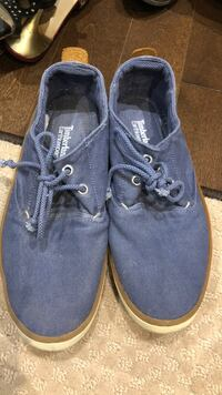 Timberland earthkeepers - size 7 worn once  Toronto, M4B 1P2