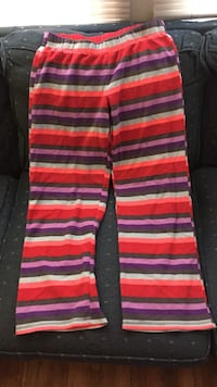 Fleece Pajama Pants Size L Rock Hill, 29730