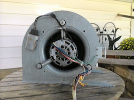 USED AC BLOWER,GOOD CONDITION