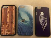 iPhone 6 or 6s case covers lot of 3 new Baltimore, 21236