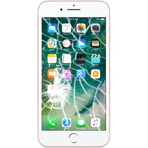 iPhone Cracked Screen Repair