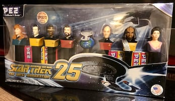 Limited Edition Star Trek The Next Generation Collectible