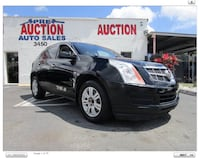 Cadillac - SRX Luxury - 2010 Lake Worth