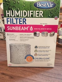Humidifier filter Duncanville, 75137