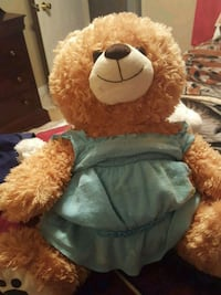brown bear plush toy Bakersfield, 93307