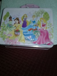 PRINCESS Lunch Box NEW  Silver Spring, 20904