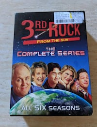 3rd Rock from the Sun Complete Series Boxset -- BRAND NEW!! GREAT GIFT Brampton, L6Y 2N4
