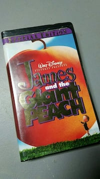 Walt Disney's- James and the Giant Peach Woodbine, 21797