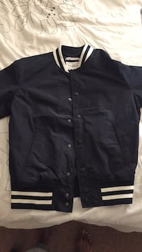 black button-up jacket Columbia, 21045