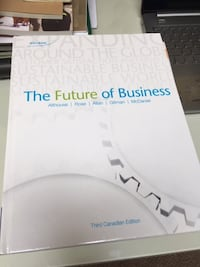 The Future of Business book Toronto