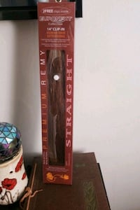 new in box DARK BROWN hair extensions Tulsa, 74127