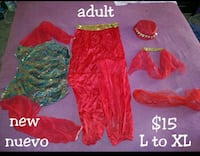 different Halloween costume for adults Las Vegas, 89120