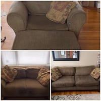 4piece sofa set