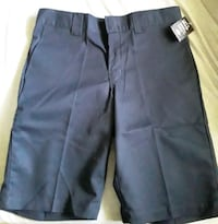 Dickies brand new shorts size 32 . Has cell phone pocket regular fit.