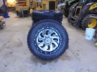 F-250 (4) wheels and tires New Windsor, 21776