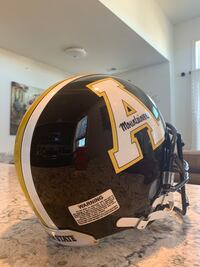 Appalachian Collage helmet