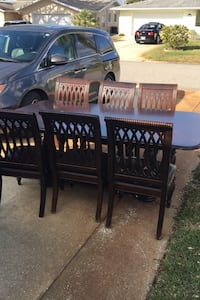 Dining set  10 chairs and extendable Port Richey, 34668