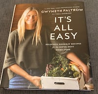 It's All Easy Cookbook Markham, L6B 0H5