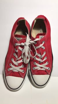 pair of red Converse low-top sneakers Bethlehem, 18017