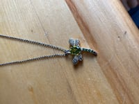 Peridot Dragonfly necklace Louisville, 40299