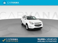 2017 Chevrolet Equinox LT Sport Utility 4D Fort Pierce