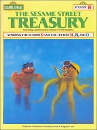 The Sesame Street Treasury Volume 9 Washington
