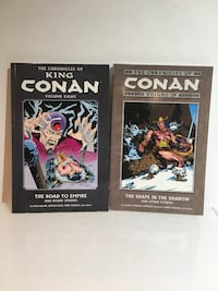 Chronicles of King Conan Mississauga, L5C 2R9