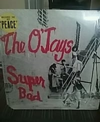 The Ojays super bad vinyl lp 750 mi