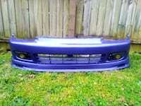 92-95 civic front bumper and lip