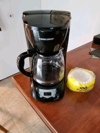 Hardly ever used coffee maker excellent condition