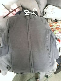 gray zip-up jacket Edmonton, T5L 0S3