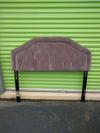 Full size headboard with rails  College Park, 20740