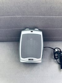 Electric Heater Small and Powerful Lasko