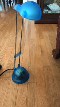 blue floor lamp Oakville, L6H 7L2
