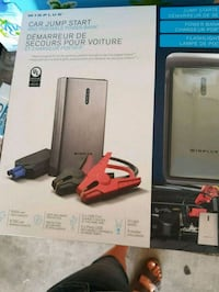 Brand new  car jump starter and portable power ban Kitchener, N2R 1Z5