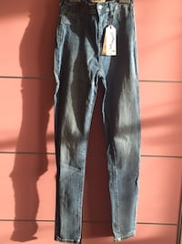 jeans blu denim Uta, 09010