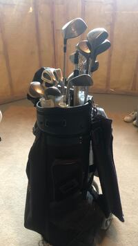 REDUCED NEED GONE ASAP Men's Right Handed Wilson Golf Clubs Edmonton, T5L 0C5