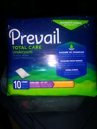 Total care under pads