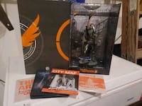 The division 2 collector edition statue NO GAME Martinsburg, 25405
