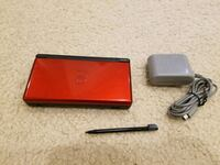 red and black Nintendo DS Springfield, 22153