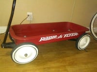 red Radio Flyer pull wagon Las Vegas, 89102