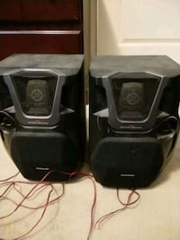 Panasonic Speakers Vancouver, V5R 0A1